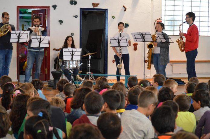 Las escuelas de música de Tomiño buscan nuevos talentos