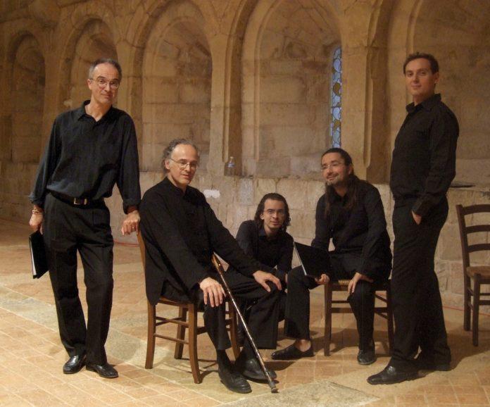 El grupo Giller Binchois dará un concierto en la iglesia de Santa María de Baiona