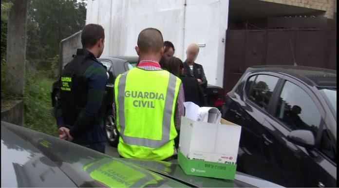 La Guardia Civil detiene a un vecino de Mos por supuestos abusos sexuales a una menor de 14 años