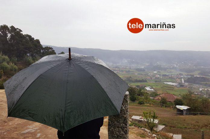 El otoño se instala en las comarcas de O Val Miñor y O Baixo Miño