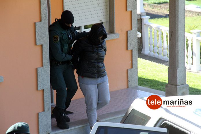 Aumentan a diez los detenidos en la macrooperación antidroga