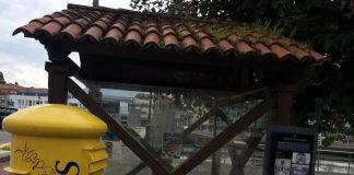 Nigrán invertirá cerca de 25.000 euros para renovar la totalidad de las marquesinas del municipio