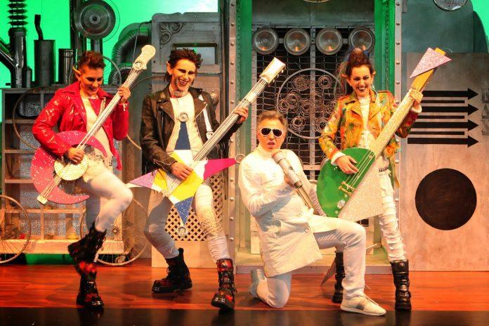 'Os Rockenstein' actuarán en el centro cultural de A Guarda