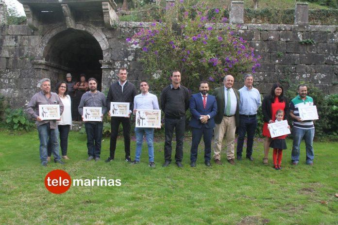 La tapería Ágora y la cafetería Alameda ganan el concurso de la IV edición de las Tapas do Conde de Gondomar