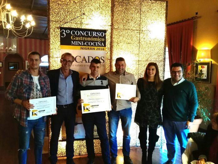 El restaurante JR y el asador Barrio Sur, ganan el III concurso Bocados de Nigrán
