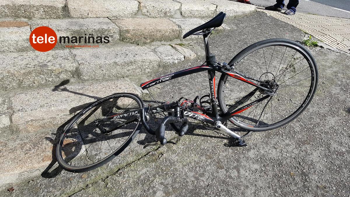 Continúa la búsqueda del conductor que dejó grave a un ciclista en Vincios