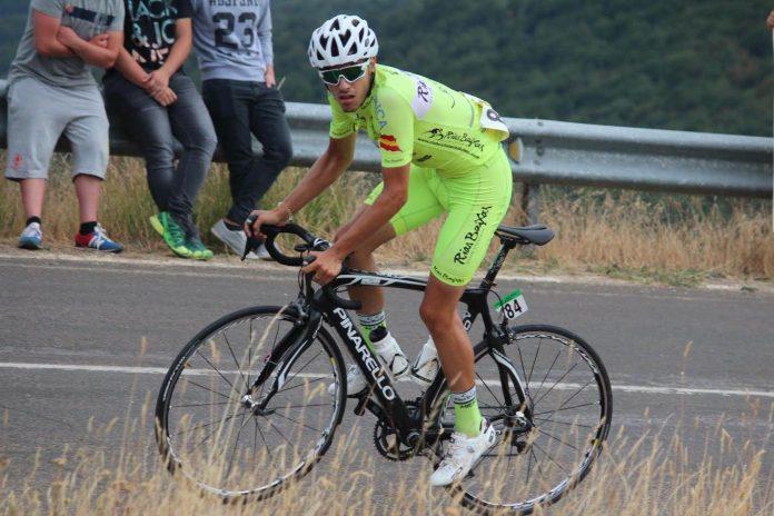 Diego González y Borja Alfaraz continuarán la próxima temporada en el Club Ciclista Rías Baixas de Nigrán