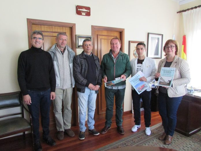 A Guarda entrega los premios del concurso Día Mundial del Turismo