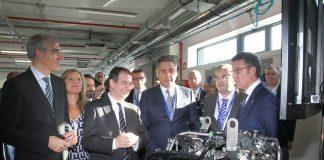 BorgWarner invierte más de 4 millones en su nuevo centro técnico del polígono industrial de Vincios