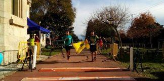 Estivel Martínez y Sonia Álvarez, vencedores del III Trail do Trega