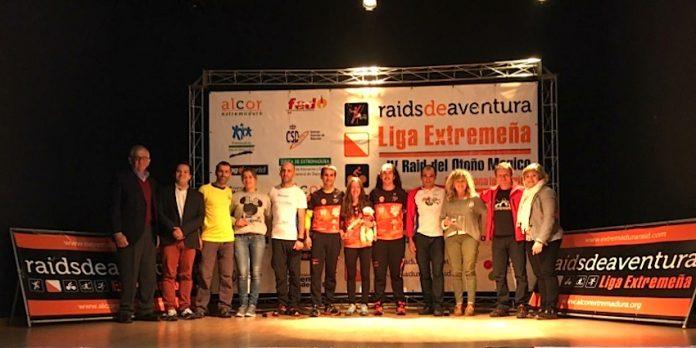 El equipo oiense Cornelios se ha proclamado subcampeón de la Liga Española de Raids en aventura mixto