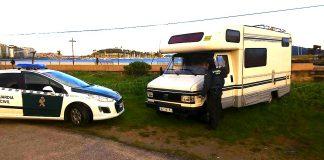 Detenido en Baiona un portugués con orden de extradición por tráfico de drogas