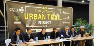 Cerca de 500 corredores disputarán el próximo sábado la Urban Trail Night Eurocidade