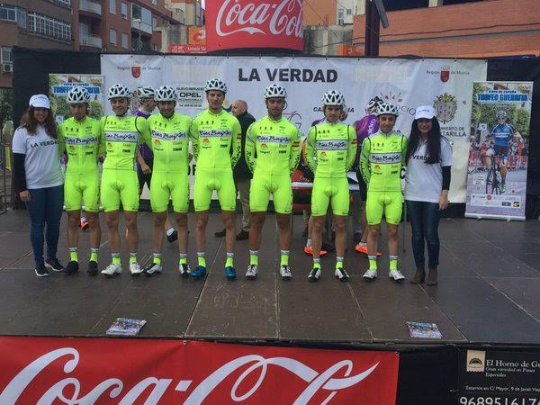 El Club Ciclista Rías Baixas de Nigrán repetirá como equipo oficial en la Copa de España