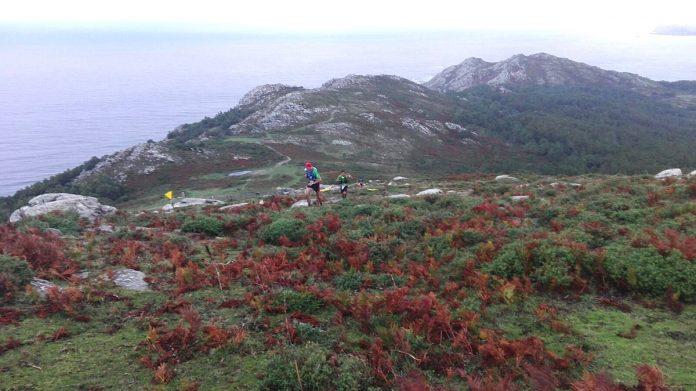 Más de 380 deportistas participaron en la IV edición del Trail Serra da Groba en Baiona