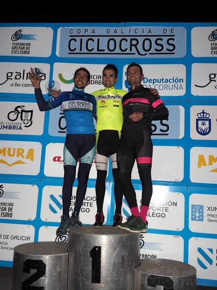 Triunfo del baionés Adrián Valverde en Dumbría