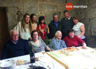 La abuela de O Val Miñor cumple 105 años