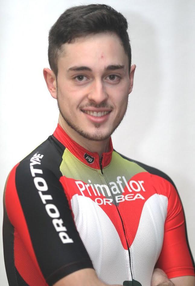 Brais Sendín ficha por el Club Ciclista Rías Baixas de Nigrán