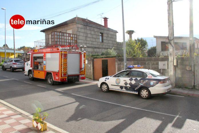 Explosión por gas en una casa de Sabarís