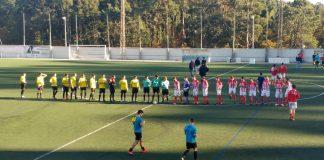 El Sporting Guardés gana al Juvenil de Ponteareas en un partido repleto de goles
