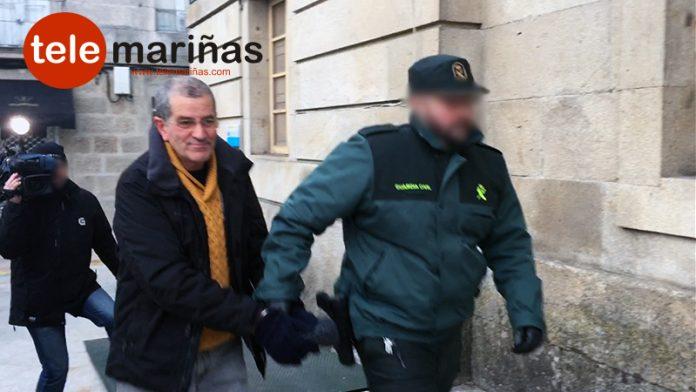 El líder de la secta de Oia, Miguel Rosendo, se declara