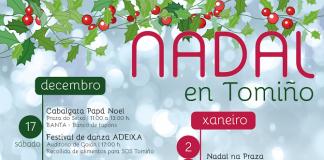 Tomiño ofrece una Navidad con juegos, teatro, música y magia