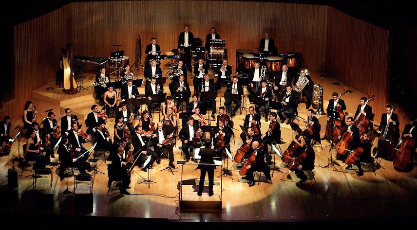 Concierto de Navidad de la Orquesta Sinfónica de Tui - Telemariñas