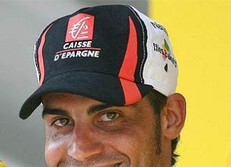 Óscar Pereiro estará en Maceda, donde se decide a Copa Galicia de Ciclocross