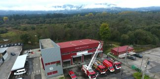 Los bomberos de Porriño organizan una jornada solidaria a favor de SOS Tomiño-Baixo Miño