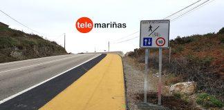 Una senda de uso compartido limitada a 10km/h y un carril bici limitado a 35 km/h de sentido único