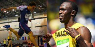 El atleta de A Guarda, Sergio Rodríguez, entrenará con Usain Bolt en Jamaica