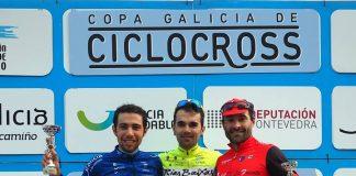 Adrián Valverde logra la segunda victoria de la temporada de ciclocross en Pontevedra