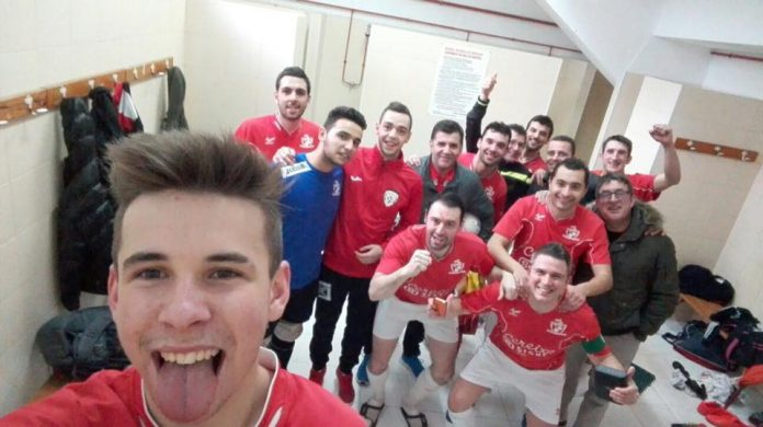 El Cereixa Gondomar se da un festín de goles ante el Mariñamansa