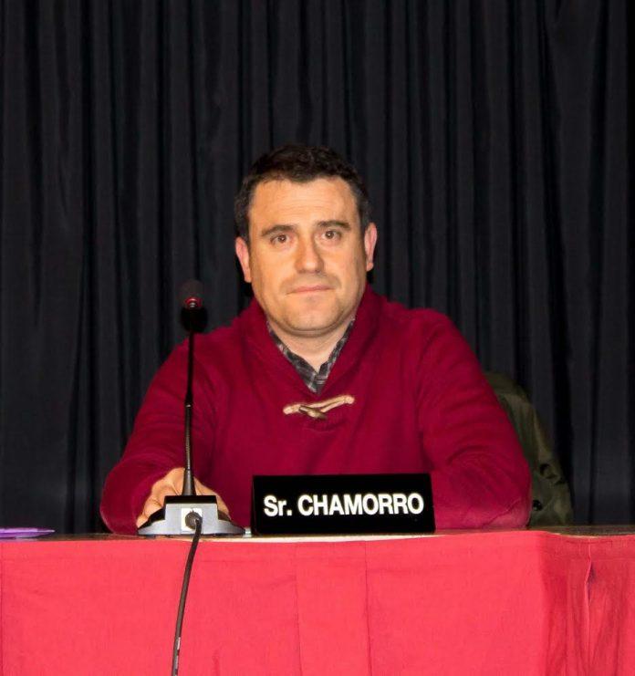 Manuel Chamorro, nuevo concejal en Gondomar