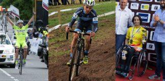 Aser Estévez, Adrián Valverde y Mila López, entre los premiados en la Gala do Ciclismo Galego 2016