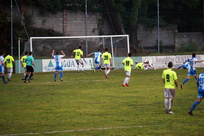 'Manita' y atracón de goles en Gondomar
