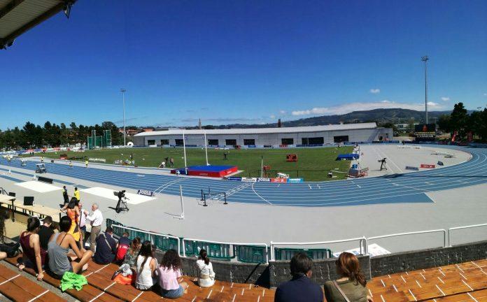 El guardés Sergio Rodríguez, al frente en el ranking de España en los 200m aire libre