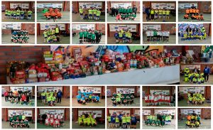 Clausurado con éxito el III Torneo Solidario organizado por el Panxón-Nigrán Fútbol Sala