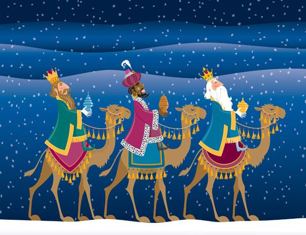 Los Reyes Magos recorrerán el municipio de Oia
