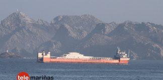 Un yate de lujo, en un buque desde Rumanía hasta Vigo