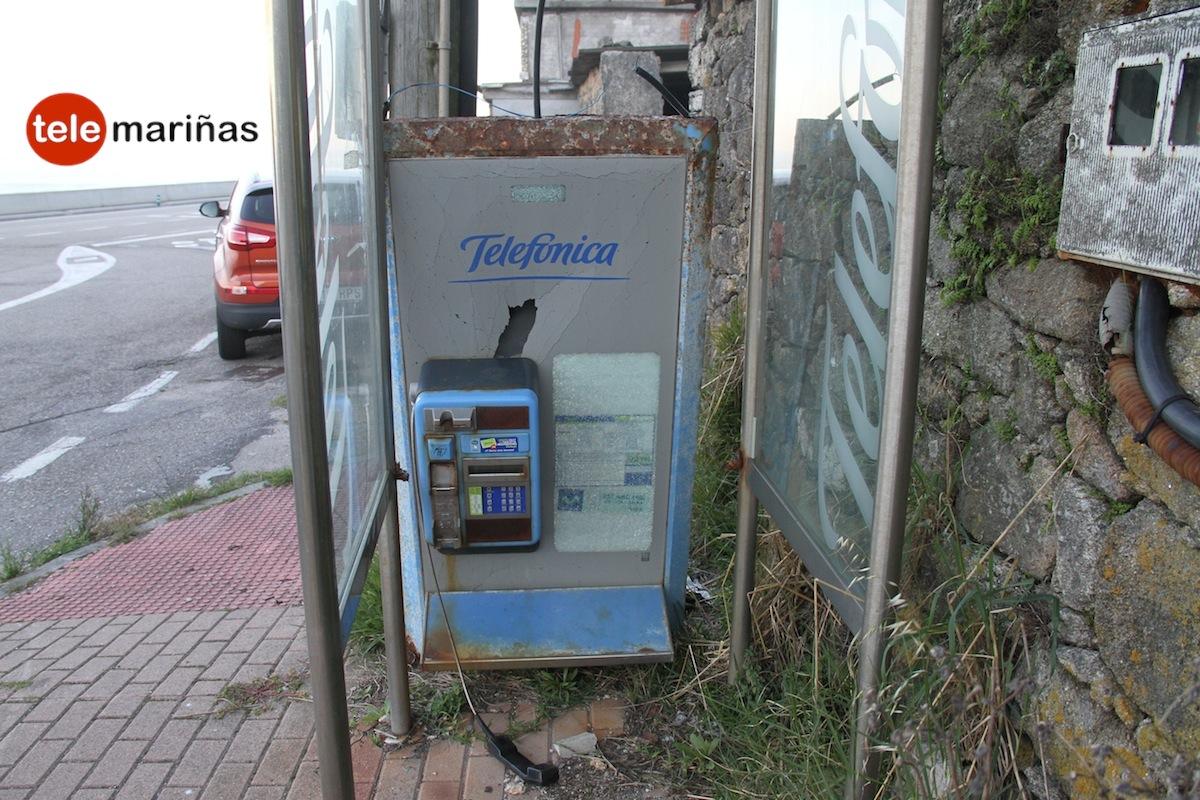 Cabina Telefonica : El teléfono móvil mató a las cabinas telefónicas telemariñas