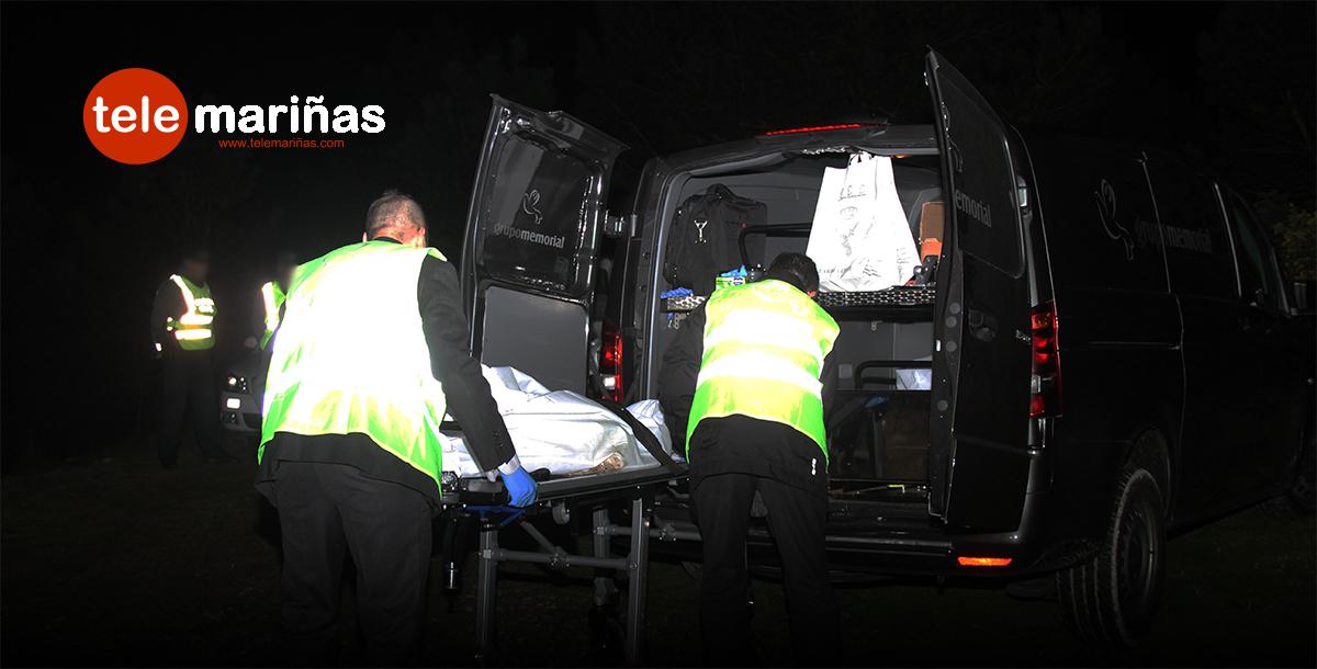 Hallan un cadáver en avanzado estado de descomposición en Baiona