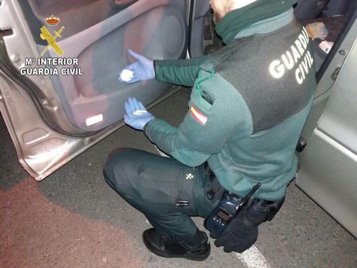 Detenido en Cangas con 170 dosis de cocaína