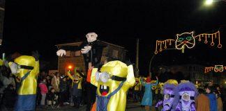 Nigrán abre el plazo de inscripción para participar en el concurso de comparsas de carnaval