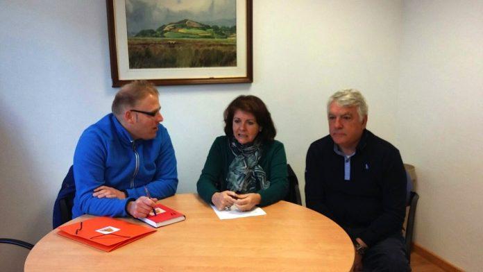 Castro e Ladeira de Sabarís solicita ayudas a la Diputación de Pontevedra para eventos deportivos