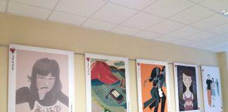 Exposición y charla sobre la violencia de género en el CPI Manuel Suárez Marquier de O Rosal