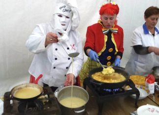 Fornelos celebra el carnaval con tres días de fiesta