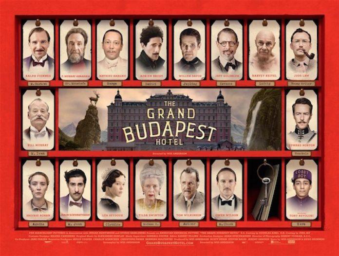 "El centro cultural de A Guarda proyecta la película ""El Gran Hotel Budapest"""