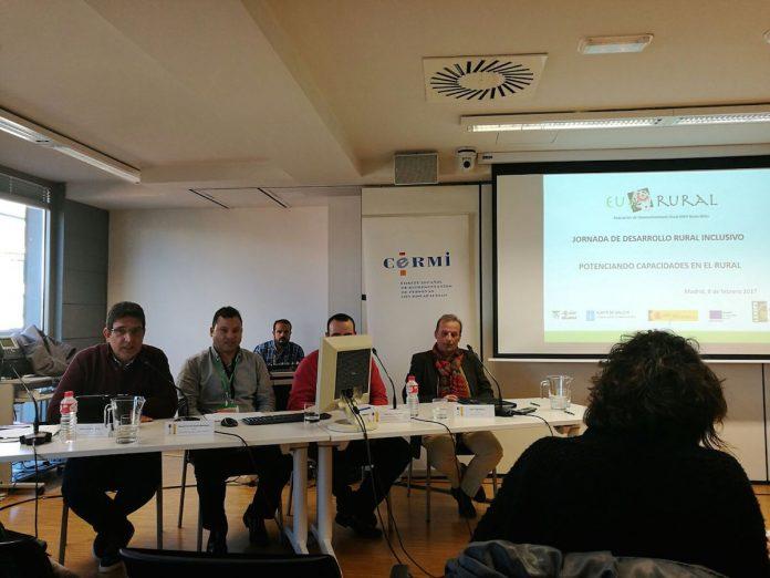 MAIV-Baixo Miño participó en una jornada de desarrollo rural inclusivo convocada por Red Rural Nacional
