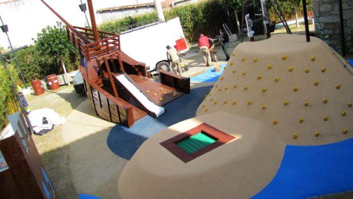 Baiona contará un nuevo parque temático infantil
